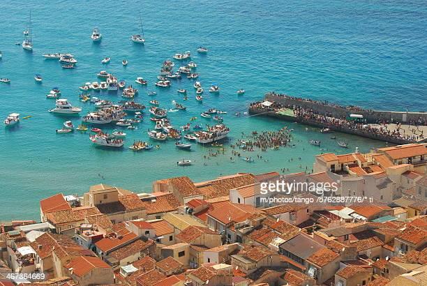 Cefalù beach (Sicily)