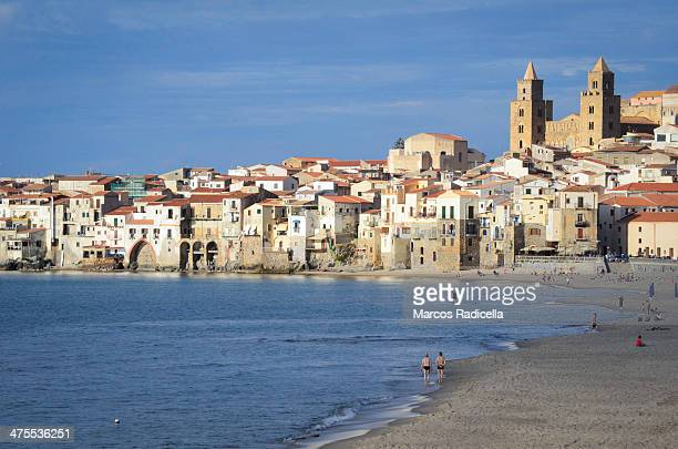 cefalú, sicily - radicella stock pictures, royalty-free photos & images