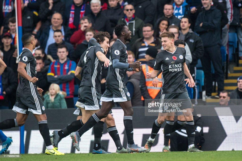 Crystal Palace v Leicester City - Premier League : ニュース写真