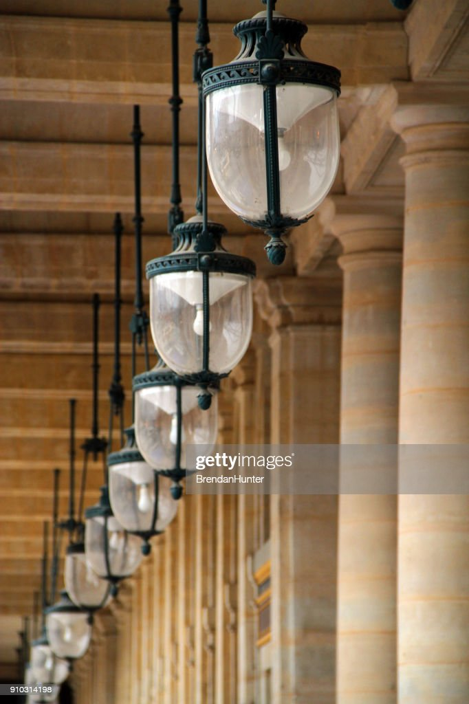 Ceiling Lights : Stock Photo