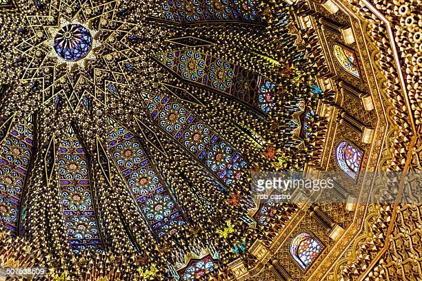 Ceiling of Mausoleum