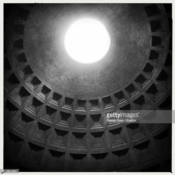 Ceiling of pantheon