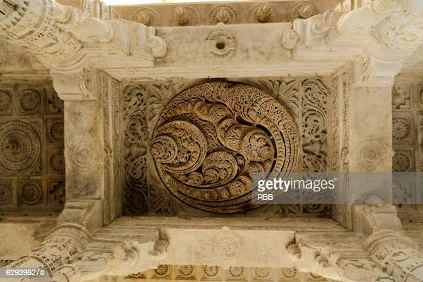 Ceiling of Ranakpura Temple
