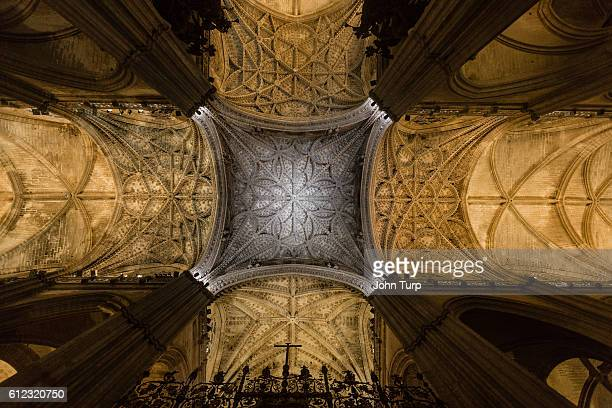 Ceiling - Seville Cathedral