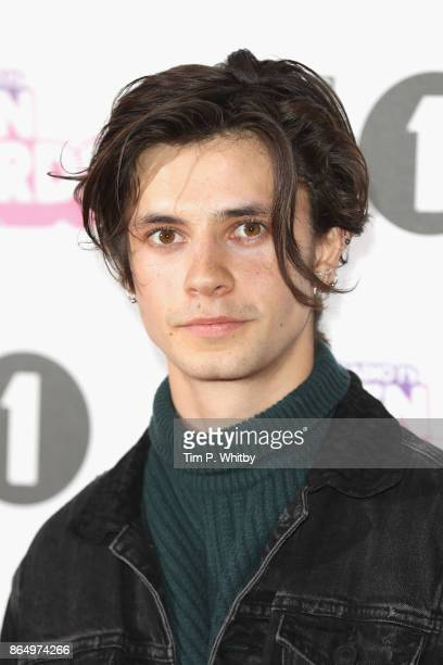 Cel Spellman attends the BBC Radio 1 Teen Awards 2017 at Wembley Arena on October 22 2017 in London England
