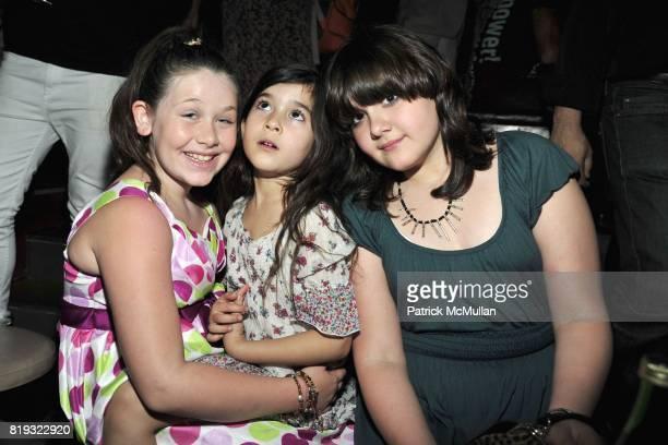 Celan Brill Vˆlkle Esme Baptista and Amanita Casanova attend Birthday Celebration for DIANNE BRILL Hosted by SUSANNE BARTSCH at Royalton on April 8...