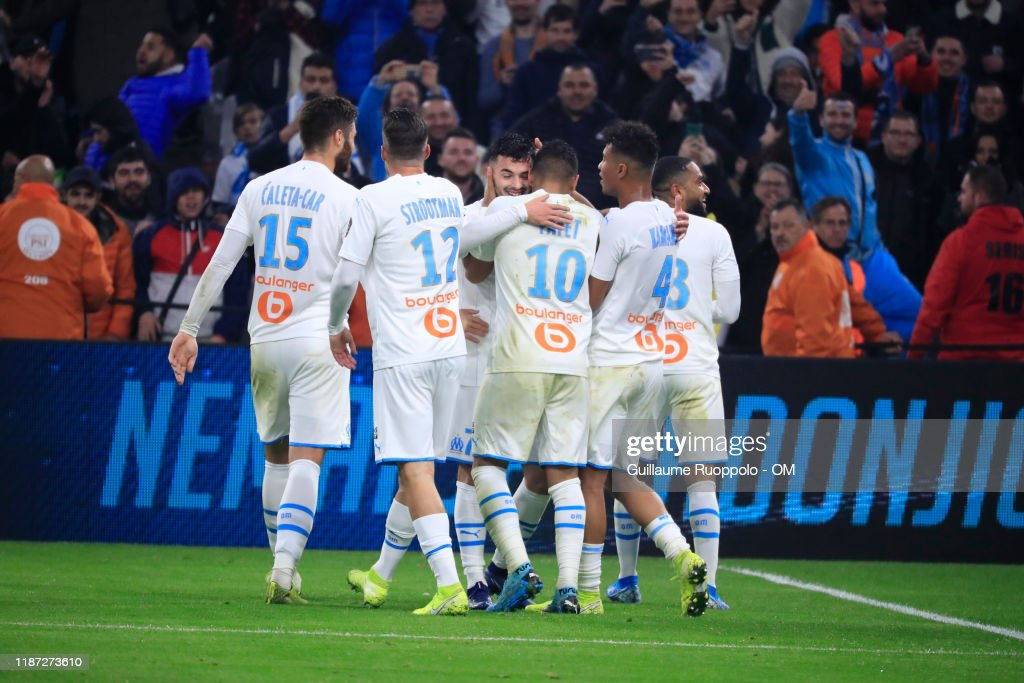 Olympique de Marseille v Girondins Bordeaux - Ligue 1 : News Photo