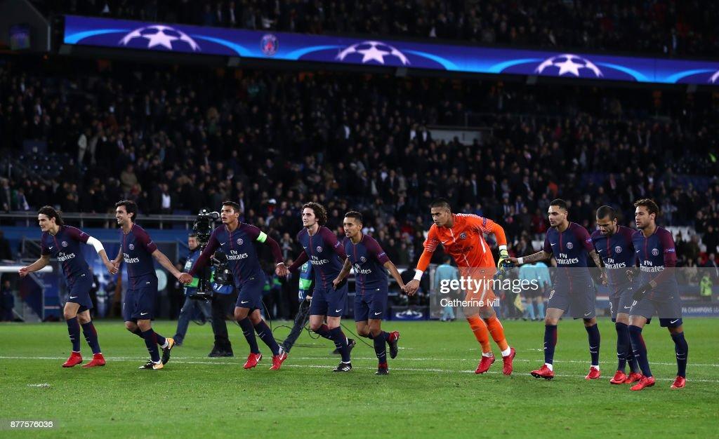 Paris Saint-Germain v Celtic FC - UEFA Champions League : News Photo