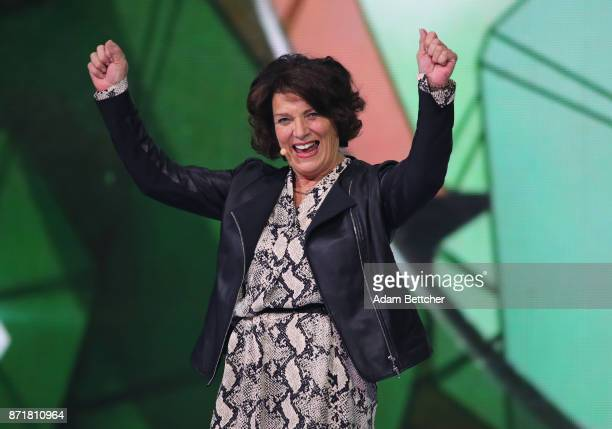 Celebrated Canadian author and mental health advocate Margaret Trudeau speaks out about mental health in front of 18000 youth and educators at WE Day...