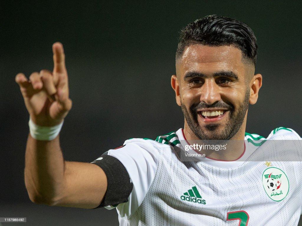 Algeria v Kenya: Group C - 2019 Africa Cup of Nations : Nachrichtenfoto