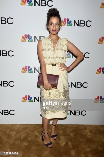 EVENTS NBC Celebrates the 20182019 Season in New York City on Thursday September 20 2018 at the Four Seasons Pictured Athena Karkanis of Manifest on...