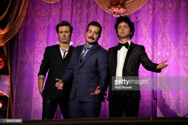 AMERICA 2/10/20 GMA celebrates the Oscars® live from the El Capitan Theater in Hollywood with a live performance by Green Day on Good Morning America...