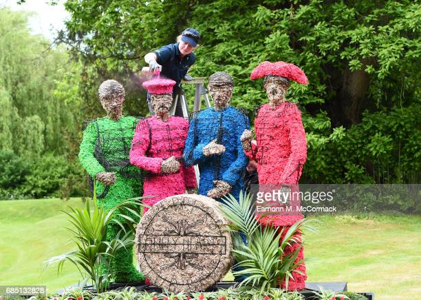 Celebrating 50 years since The Beatles released Sgt Pepper's Lonely Hearts Club a living installation will recreate the artwork from the infamous...