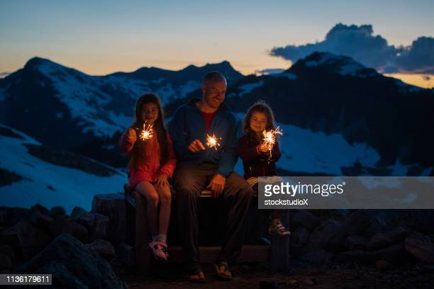 celebrating a life in the mountains - whistler british columbia stock pictures, royalty-free photos & images