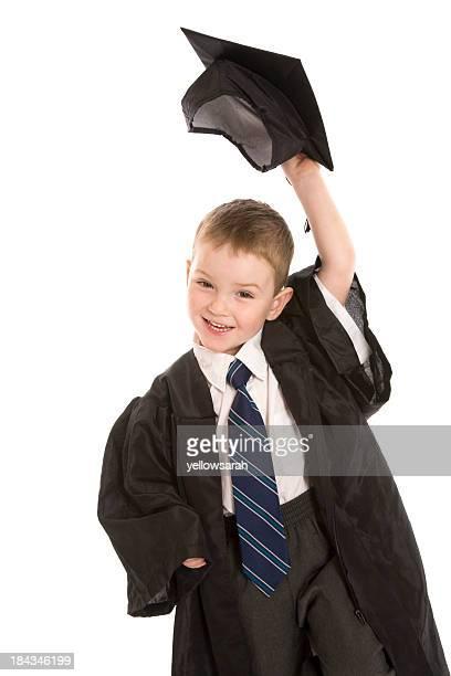 Celebrando graduação
