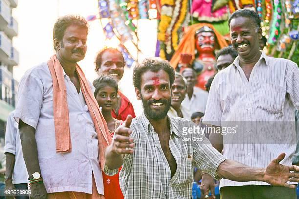 celebrating maha shivaratri  in india - maha shivaratri stock photos and pictures