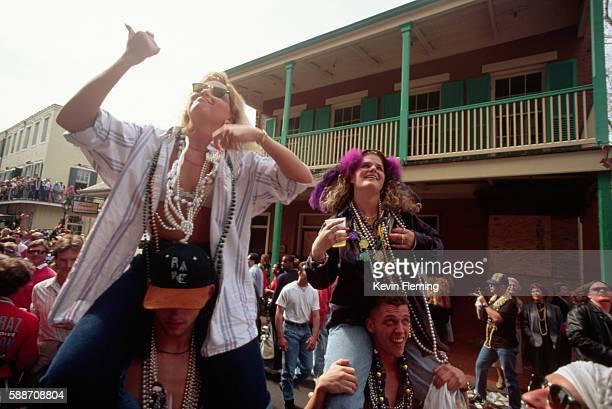 Celebrating Mardi Gras