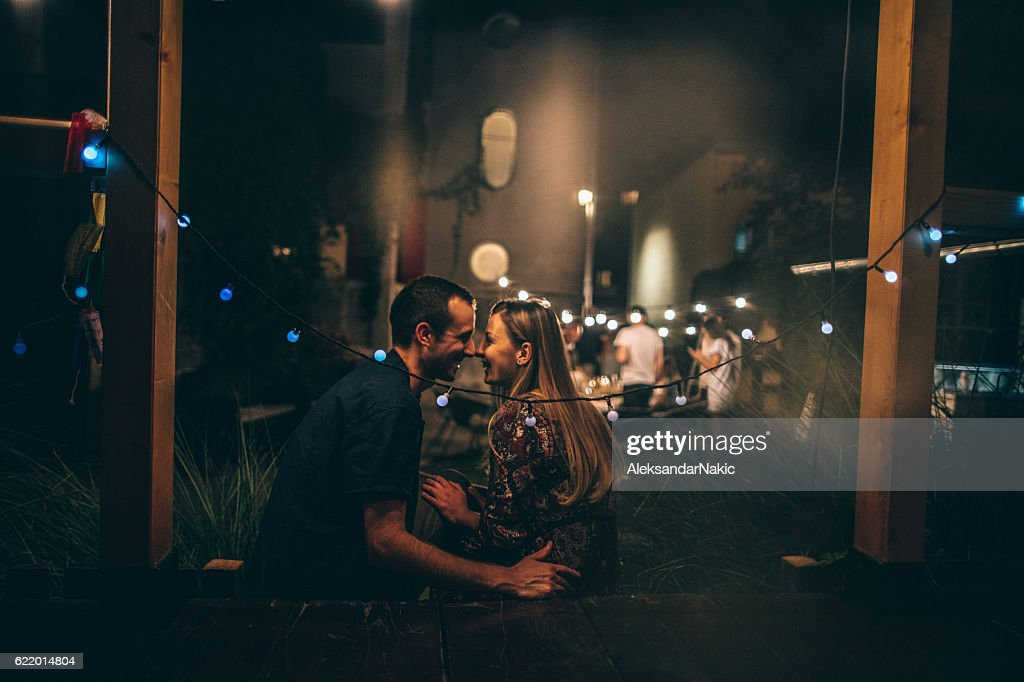 Celebrating our love : Stock Photo