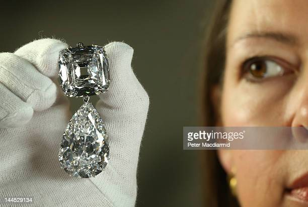 Celebrating Queen Elizabeth II's Diamond Jubilee the exhibition will showcase seven of the 9 stones cut from the Cullinan Diamond - the remaining two...