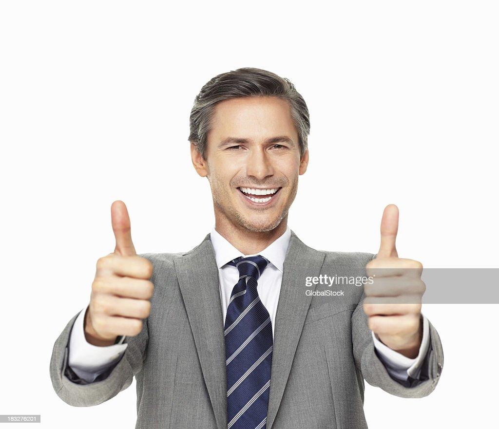 Celebrating success : Stock Photo