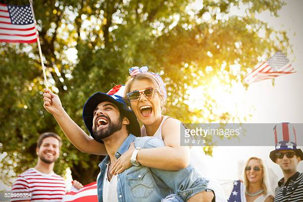 celebrating united states - political party stock pictures, royalty-free photos & images