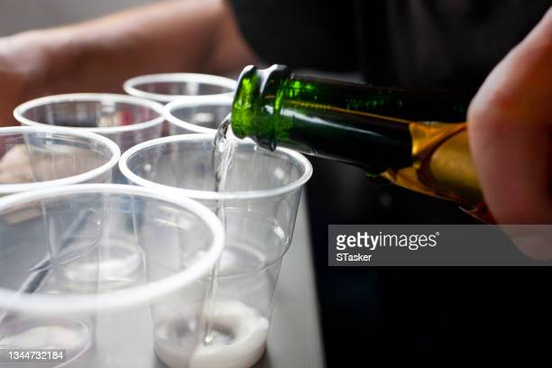 celebration drink - st. albans stock pictures, royalty-free photos & images
