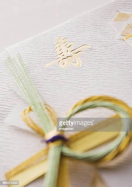 Celebration envelope