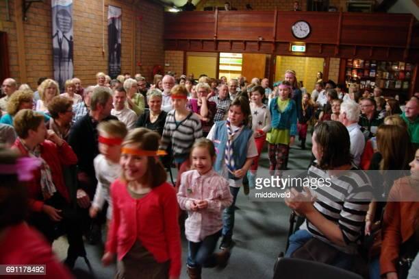 Celebration event in Church