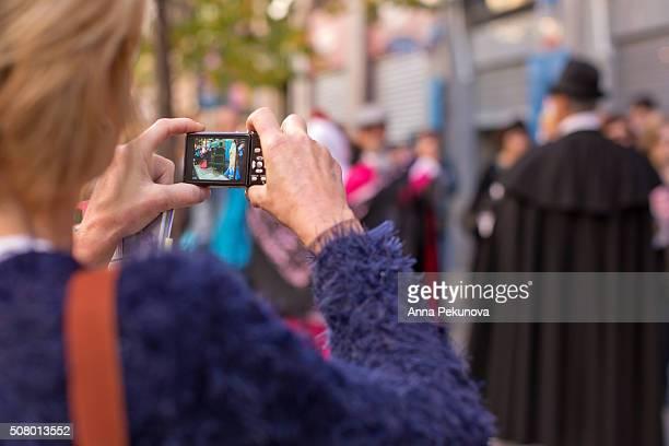 Celebration of Almudena (Madrid's female patron saint - Madrid capital only)