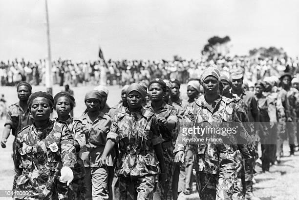 Celebration Of Angola Independence