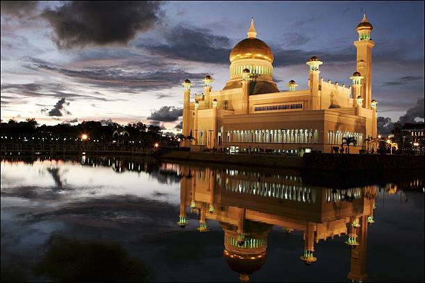 The Fifty-Eighth Birthday Of The Sultan Of Brunei in Bandar Seri Bagawan, Brunei Darussalam on July 15, 2004.