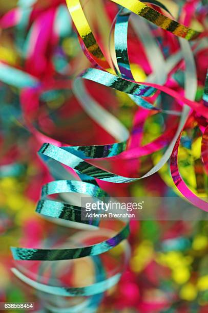 Celebration Ribbons, Close-Up