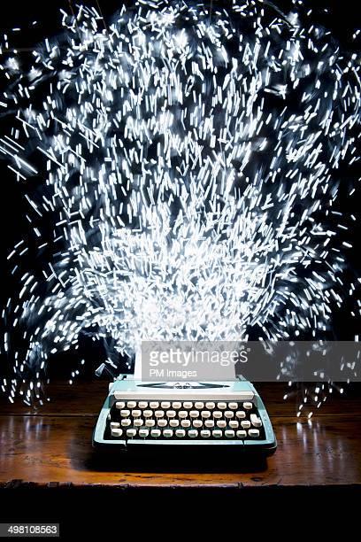 Celebration Typewriter