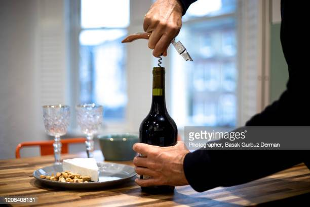 celebration with wine - wine stock pictures, royalty-free photos & images