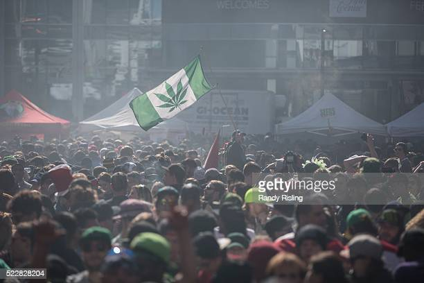 TORONTO ON APRIL 20 420 celebrations at Yonge Dundas square Health Minister Jane Philpott says Canada will introduce legislation in the spring of...