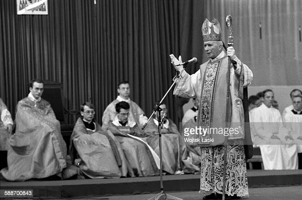 Celebrations of the 50th anniversary of archbishop Marcel Lefebvre's ordained ministry Marcel Lefebvre was the founder of the Society of St Pius X...
