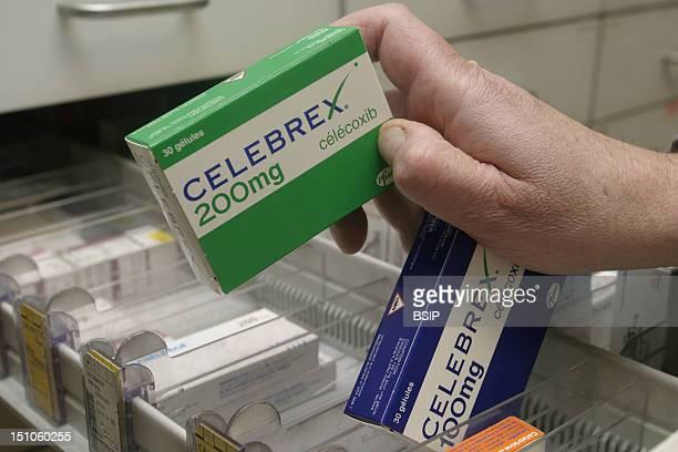 Celebrex Nonsteroidal Anti Inflammatory Medication