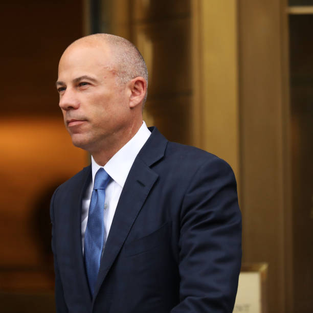 NY: Attorney Michael Avenatti Appears In Court For Hearing In Case Accusing Him Of Stealing Funds From Stormy Daniels