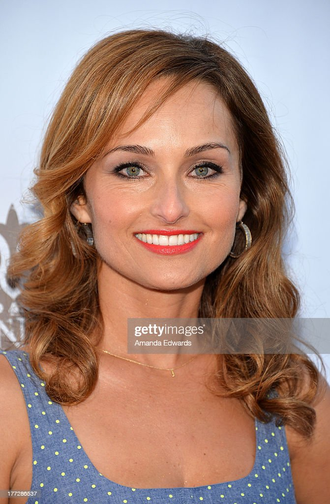 Celebrity chef Giada De Laurentiis arrives at the opening night of the 2013 Los Angeles Food & Wine Festival - 'Festa Italiana With Giada De Laurentiis' on August 22, 2013 in Los Angeles, California.