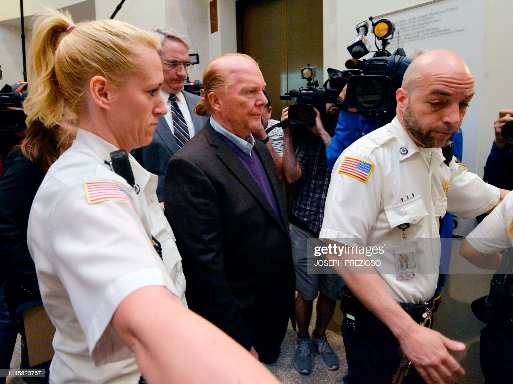 MA: Celebrity Chef Mario Batali Arraigned On Charge Of Indecent Assault And Battery