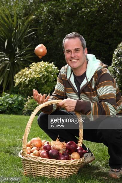Celebrity chef Phil Vickery, on April 28, 2008.
