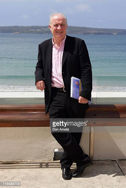 Celebrity chef Rick Stein attends the launch of his new book 'Mediterranean Escapes' at Bathers Pavillion Balmoral Beach on October 12 2007 in Sydney...