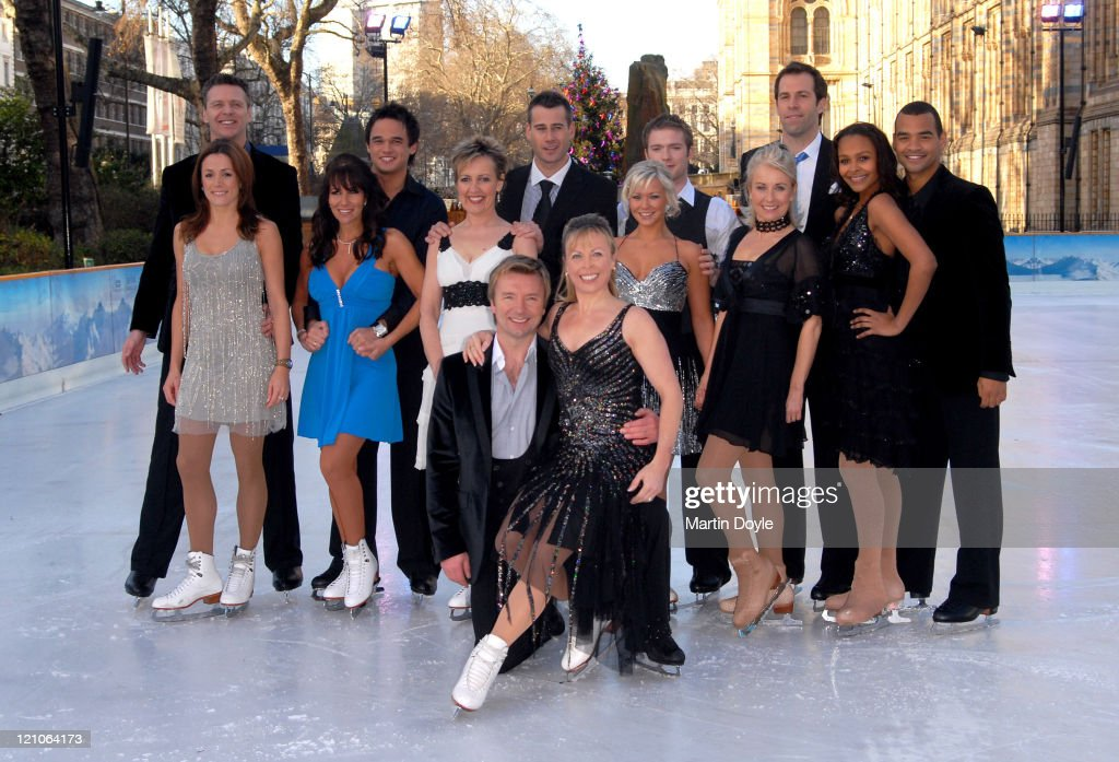 Dancing On Ice - Press Launch