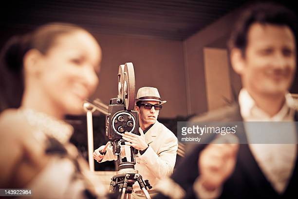 Celebrity couple sur le tapis rouge à Cannes