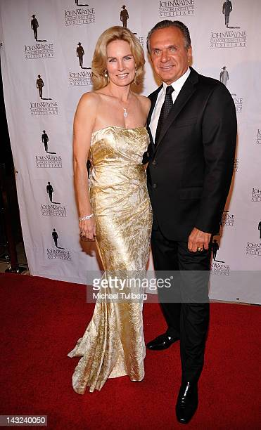 Celebrity doctor Andrew Ordon and wife Ava arrive at the John Wayne Cancer Institute's 27th Annual Odyssey Ball fundraiser at The Beverly Hilton...
