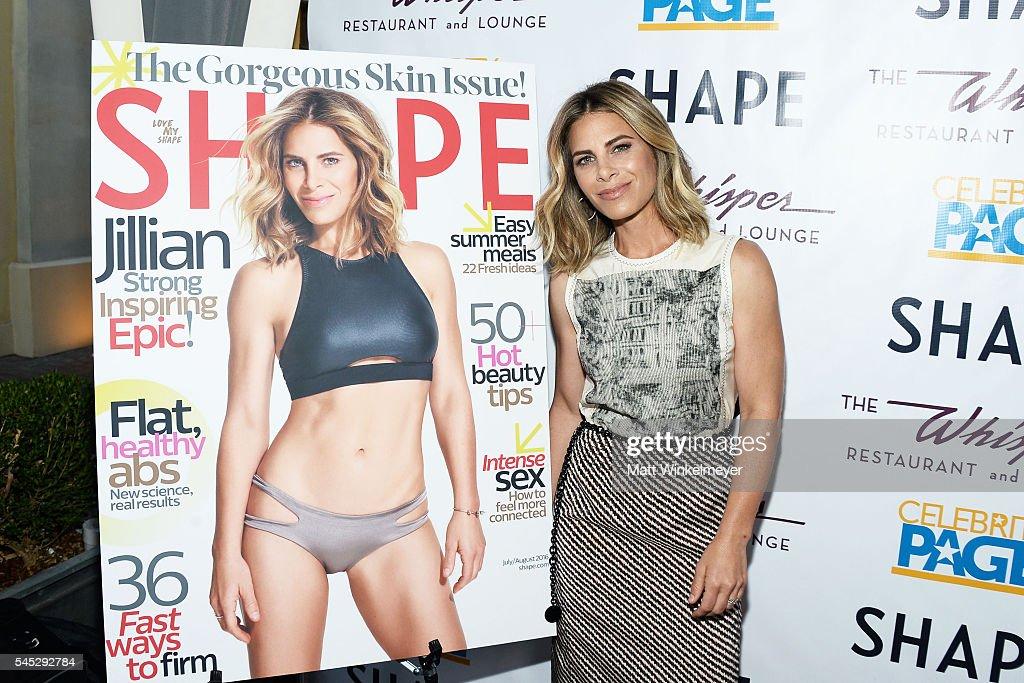 Shape Magazine Celebrates Jillian Michaels' Cover And 35th Anniversary Of Shape