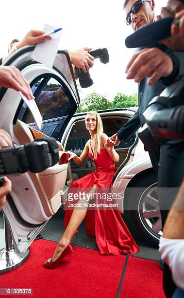 celebrity life through a lens - premiere stock pictures, royalty-free photos & images