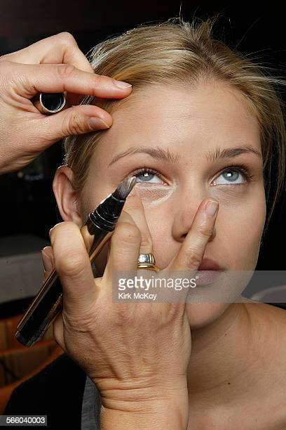 HOLLYWOOD CA FEB 22 2011––Celebrity makeup artist Pati Dubrof's all–time favorite Oscar beauty tips plus she demonstrates how she got Gwyneth...