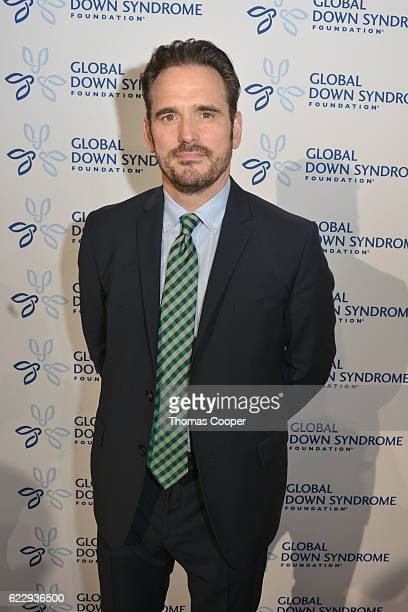 Celebrity Matt Dillon on the red carpet at the at Global Down Syndrome Foundation's 2016 'Be Beautiful Be Yourself' at the Hyatt Regency Denver at...