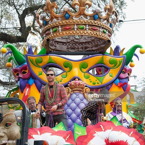 Krewe of orpheus celebrity monarch